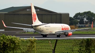 PK-LKW - Boeing 737-8GP - Lion Air