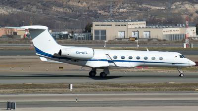 XA-ATL - Gulfstream G550 - Private
