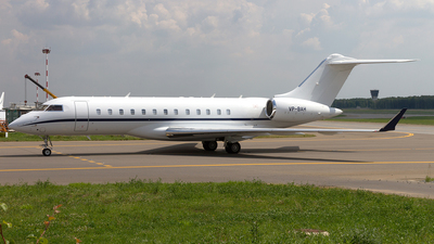 VP-BAH - Bombardier BD-700-1A10 Global Express XRS - Gama Aviation