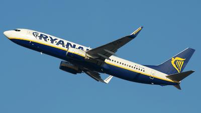 EI-EML - Boeing 737-8AS - Ryanair
