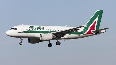 EI-IMR - Airbus A319-111 - Alitalia
