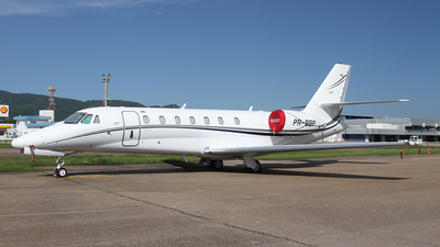 A picture of PRBBP - Cessna 680 Citation Sovereign - [6800241] - © Bruno Orofino