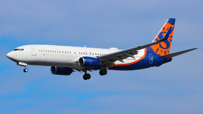N839SY - Boeing 737-8JP - Sun Country Airlines