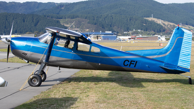 ZK-CFI - Cessna 185B Skywagon - Private