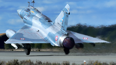 56 - Dassault Mirage 2000-5F - France - Air Force