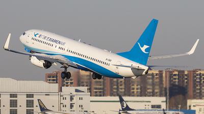 A picture of B1369 - Boeing 73785C - Xiamen Air - © Patrick-ZHOU
