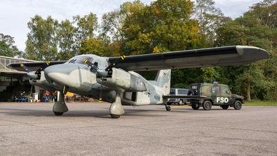D-IRES - Dornier Do-28D2 Skyservant - Private