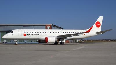 D-ACJJ - Embraer 190-100LR - WDL Aviation