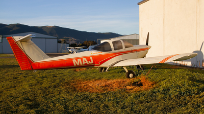ZK-MAJ - Piper PA-38-112 Tomahawk - Pacific Pilot Training
