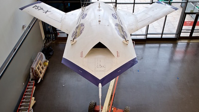 AV1 - Boeing X-45A - United States - National Aeronautics and Space Administration (NASA)