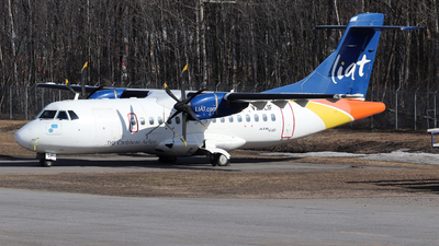 V2-LIF - ATR 42-600 - Leeward Islands Air Transport (LIAT)