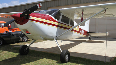 ZK-AMK - Cessna 180 Skywagon - Private