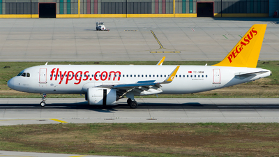A picture of TCNBM - Airbus A320251N - Pegasus Airlines - © Alp AKBOSTANCI