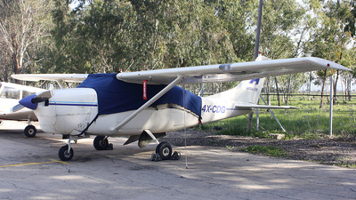 4X-CDG - Cessna 210E Centurion - Megiddo Aviation