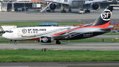 B-2924 - Boeing 737-31B(SF) - SF Airlines