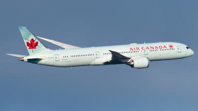 A picture of CFGFZ - Boeing 7879 Dreamliner - Air Canada - © Ricardo de Vries