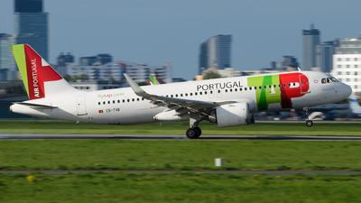 CS-TVB - Airbus A320-251N - TAP Air Portugal