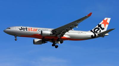 VH-EBJ - Airbus A330-202 - Jetstar Airways