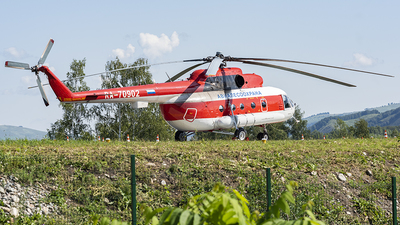 RA-70902 - Mil Mi-8MT Hip - Russia - Ministry for Emergency Situations (MChS)
