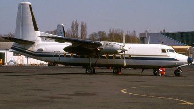 D-AISY - Fokker F27-600 Friendship - WDL Aviation
