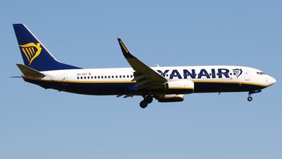 A picture of 9HQAY - Boeing 7378AS - Ryanair - © Javier Rodriguez - Amics de Son Sant Joan