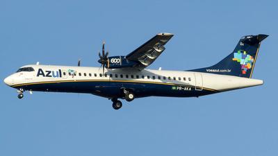 PR-AKA - ATR 72-212A(600) - Azul Linhas Aéreas Brasileiras