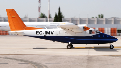 EC-IMV - Partenavia P.68C Victor - Grup Air-Med