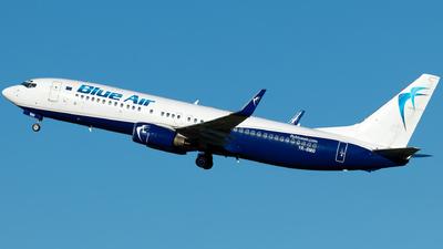 YR-BMO - Boeing 737-883 - Blue Air