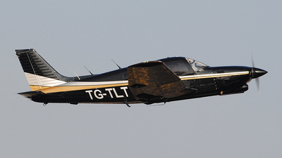 TG-TLT - Piper PA-28R-180 Cherokee Arrow - Private