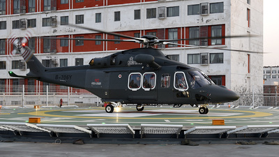B-706Y - Agusta-Westland AW-139 - Shanghai Kingwing General Aviation