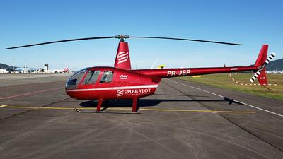 PR-JEP - Robinson R44 Raven II - Private