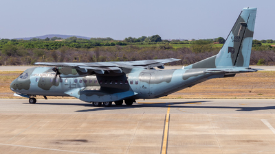 FAB2803 - CASA C-105A Amazonas - Brazil - Air Force