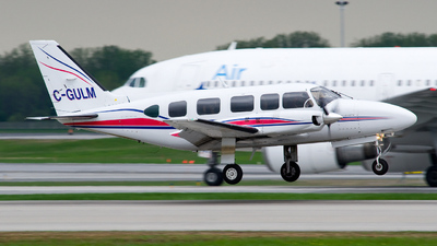 A picture of CGULM - Piper PA31350 - [317652033] - © Dutch