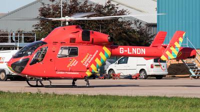 G-LNDN - McDonnell Douglas MD-902 Explorer II - Londons Air Ambulance