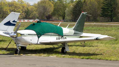 N112JR - Piper PA-28R-200 Cherokee Arrow II - Private