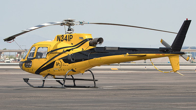 N341P - Eurocopter AS 350B3 Ecureuil - PHI Air Medical