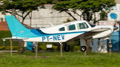 PT-NEV - Embraer EMB-711C Corisco - Aeroclube de Campinas
