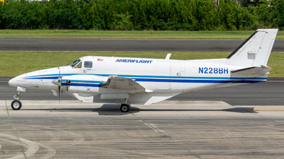 N228BH - Beech C99 Airliner - Ameriflight