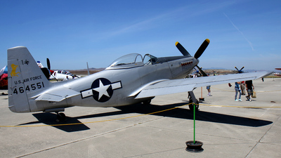 N551H - North American P-51H Mustang - Private