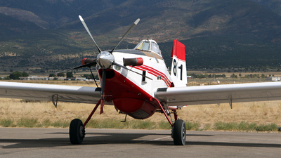 N801FF - Air Tractor AT-802A - Neptune Aviation Services