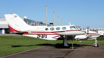 ZP-BFX - Cessna 401 - Private