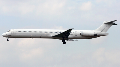 EC-JJS - McDonnell Douglas MD-83 - Swiftair