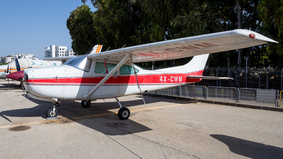 4X-CWM - Cessna R182 Skylane RG - Private