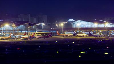 ZUCK - Airport - Ramp