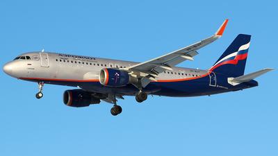 A picture of VPBJY - Airbus A320214 - Aeroflot - © BizavMen