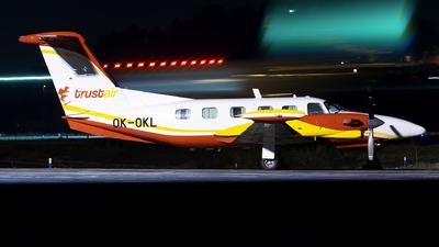 OK-OKL - Piper PA-42 Cheyenne III - TrustAir