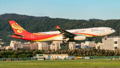 B-8118 - Airbus A330-343 - Hainan Airlines