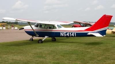 A picture of N54141 - Cessna 172P Skyhawk - [17274888] - © Jeremy D. Dando