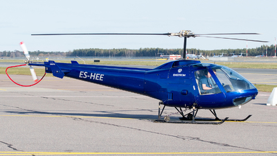 ES-HEE - Enstrom 280FX Shark - Private