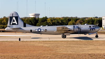 NX529B - Boeing B-29 Superfortress - Commemorative Air Force